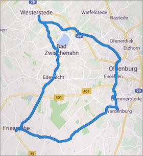 Routenplanung und Routenoptimierung