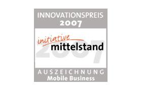 Innovationspreis CeBIT 2007 Werkzeugverwaltung und Informationsmanagement